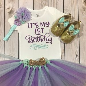 Other - First Birthday outfit